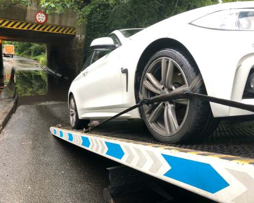 Vehicle Transportation and Car and Van Recovery in Warrington, Cheshire