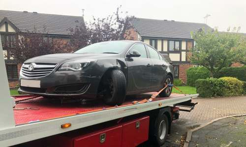 Car and Van Recovery in Warrington, Cheshire